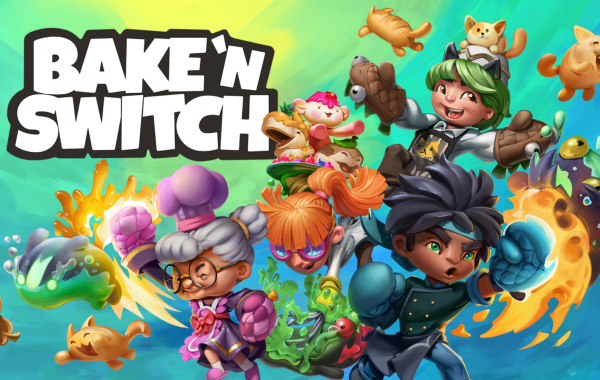 Bake n Switch header